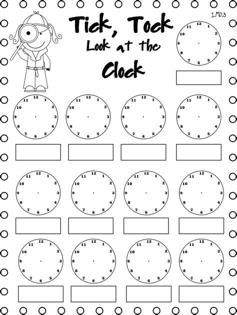 printable clock math worksheets worksheet 1st grade clock worksheets grass fedjp