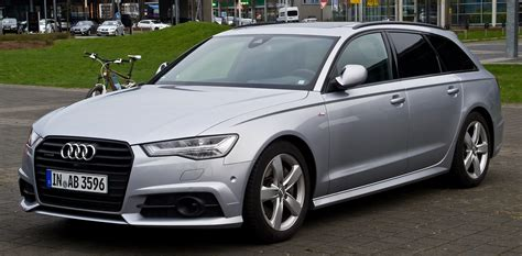 2015 Audi A6 by 2015 Audi A6 Avant C7 Pictures Information And Specs