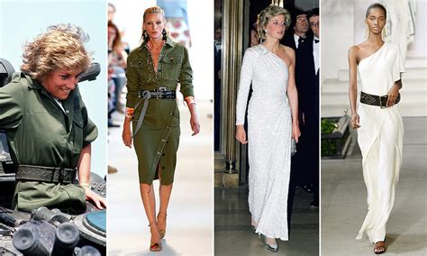 princess diana latest fashion and style trends how princess diana s style ruled the spring runways