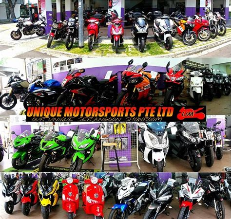 Motor Trade In Malaysia by Welcome To Unique Motorsports Pte Ltd