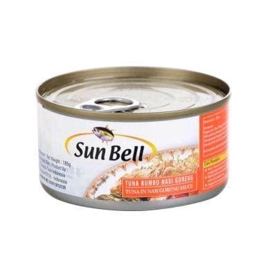 Sun Bell Tuna jual sun bell tuna bumbu nasi goreng makanan kaleng