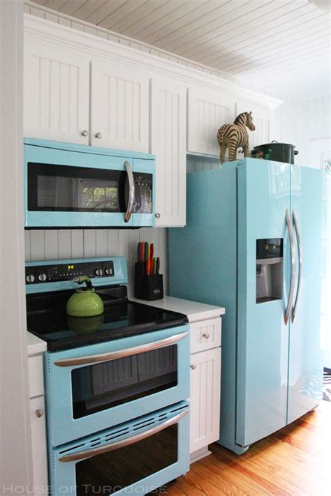 turquoise kitchen appliances 35 turquoise kitchen appliances new kitchen style