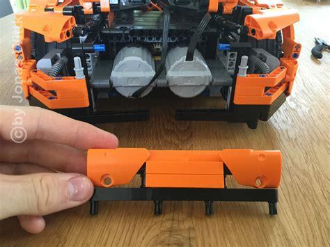 lego technic porsche engine lego technic porsche gt3 rs 42056 with power functions