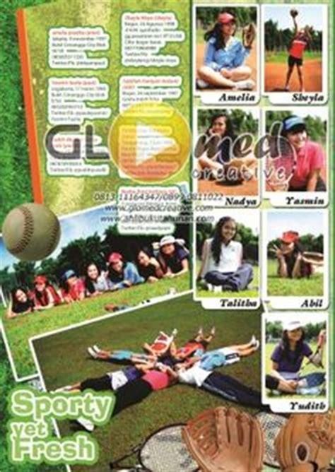 contoh desain buku tahunan sma k i t a j u g a buku tahunan sekolah smp keren dan unik contoh gambar 1