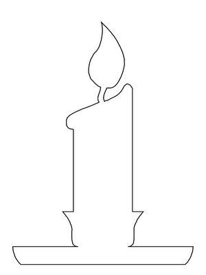 imagenes de velas navideñas para dibujar dibujos para imprimir y colorear velas para colorear