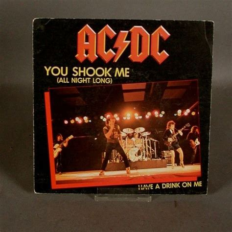testo you shook me all 62 best for those about to rock images on