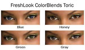 color contacts astigmatism freshlook colorblends toric contacts 58 95 lowest price