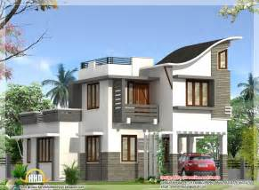 contemporary indian style villa 1900 sq ft kerala home