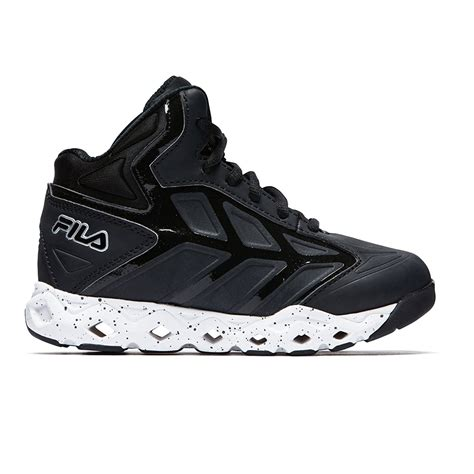 top youth basketball shoes fila torranado high top basketball sneakers shoes ebay
