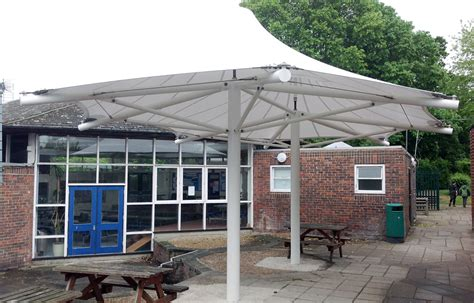 Fabric Canopy Standard Bespoke Tensile Fabric Structures