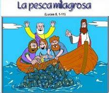 imagenes de la pesca milagrosa el blog de religi 243 n actividad lim la pesca milagrosa