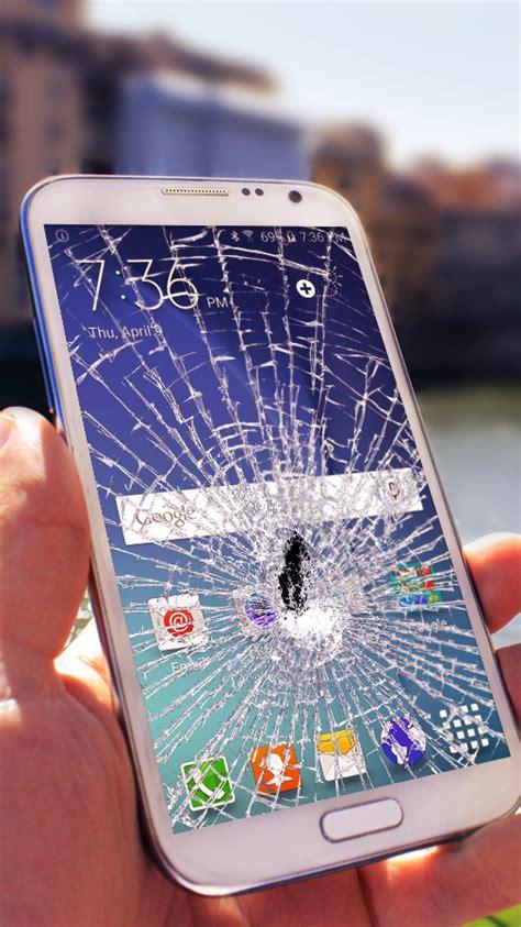 broken screen prank apk  android apps