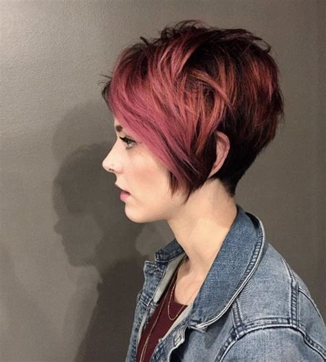 faca hair cut 40 25 best ideas about pixie highlights on pinterest pixie