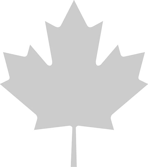 free vector graphic maple leaf canada canadian free