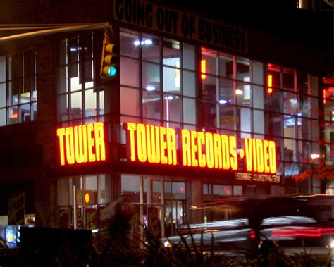 Records Ny Lollipops And Roses My Two Most Memorable Tower Records Moments 1987