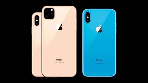 2019 apple iphones iphone xi max iphone xi iphone xi r