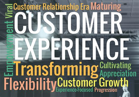 words that best describe customer experience in 2017