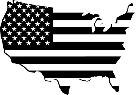 american flag clip art coloring page american flag clipart printable pencil and in color