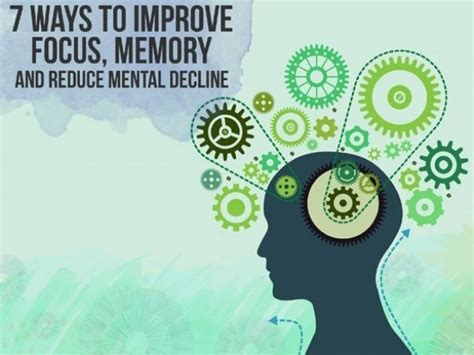 7 Ways To Improve Your Concentration by 7 Ways To Improve Memory And Focus A Special Report