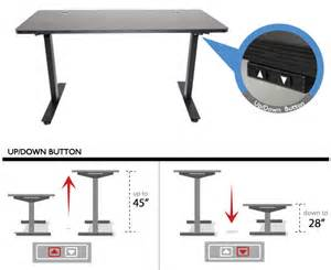 Affordable Sit Stand Desk The Most Affordable Automatic Sit To Stand Desk By Steven Yu Kickstarter