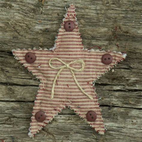 primitive quilted homespun christmas ornaments jubilee