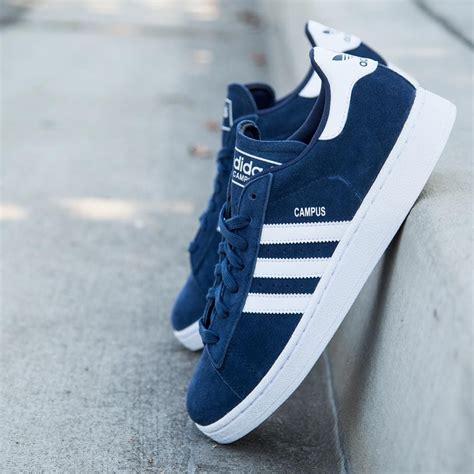 adidas originals cus navy white mr b sneakers