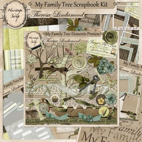 family tree scrapbook templates 1000 images about family tree on