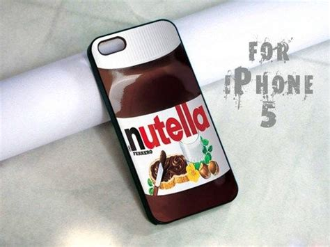 Nutella Jar Iphone All Hp nutella jar samsung iphone cover accessories iphone 5 5s 5c cover