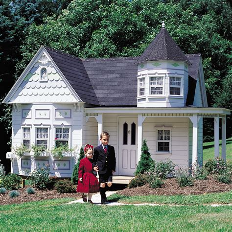 Who Plays House On House Grand Lilliput Play Homes