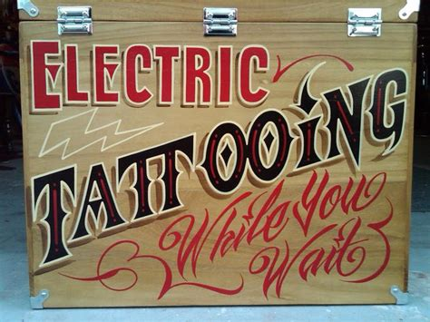 old school neon tattoo sign 10 best images about sign inspiration on pinterest horse