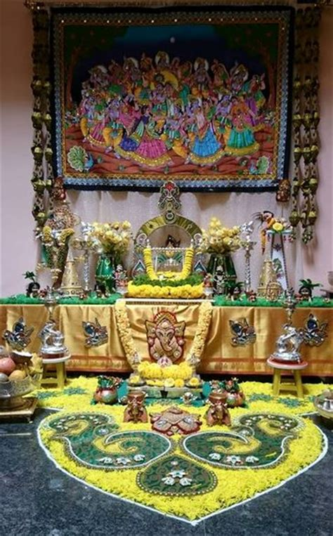 Home Decoration For Janmashtami by Decoration Ideas For Krishna Janmashtami Janmashtami