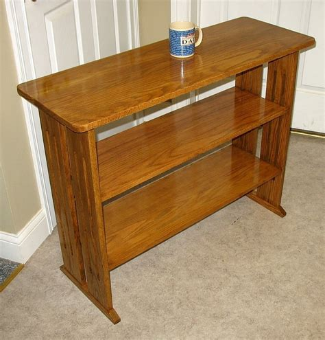 stickley style sofa table by dalemaley lumberjocks
