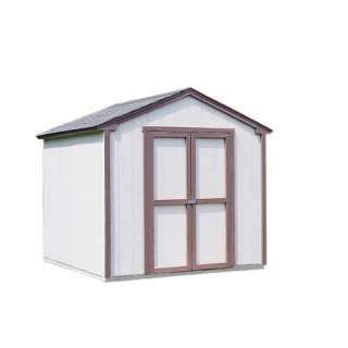 Heartland Sheds Lowes by Brton 10 X 8 Wood Storage Shed