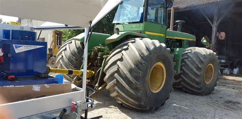 Banc Agricole by Premier Passage Au Banc Reprogrammation Moteur Tracteur