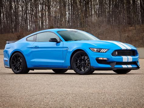 new colors for 2017 new standard features fresh colors for 2017 ford shelby