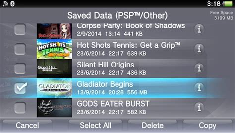 ps vita emulator for android install psp iso and cso files on your tn v ps vita