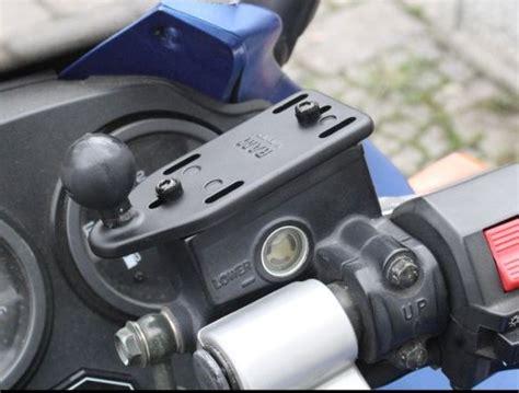 Navi Halterung Motorrad Stummellenker by Erfahrungsbericht Navi An Bremsfl 252 Ssigkeitsbeh 228 Lter