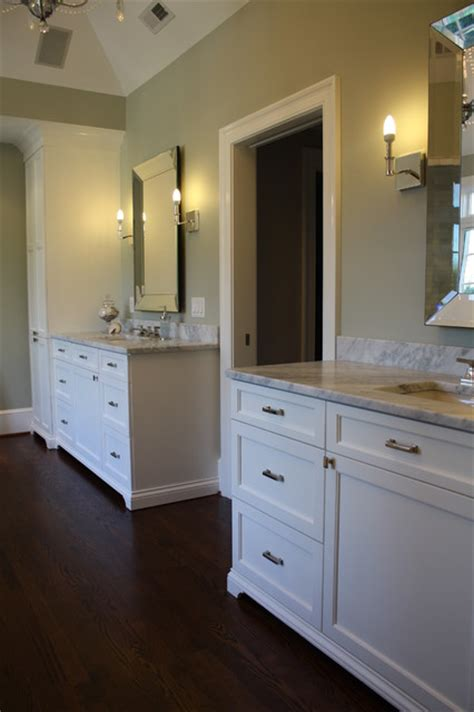 his and her bathroom vanities matching his and her master bath vanities and towers