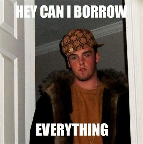 Scumbag Steve Hat Meme - blake boston aka scumbag steve adopts his own meme to