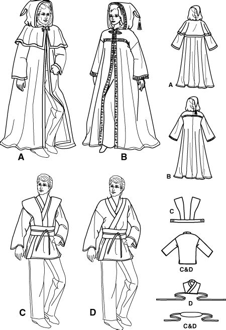 free pattern jedi cloak new renaissance jedi cape cloak costumes pattern men