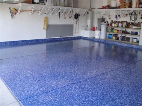 Use Non Slip Mat Or Non Slip Paint For Garage Floors