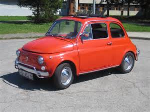 1960s Fiat Document Moved
