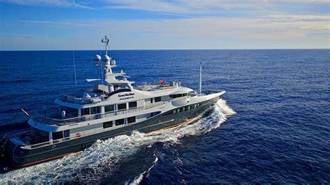yacht gene machine gene machine crew cycles atlantic superyacht world
