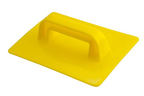 Home And Decor Yellow Plastic Trowel To Taste Themes