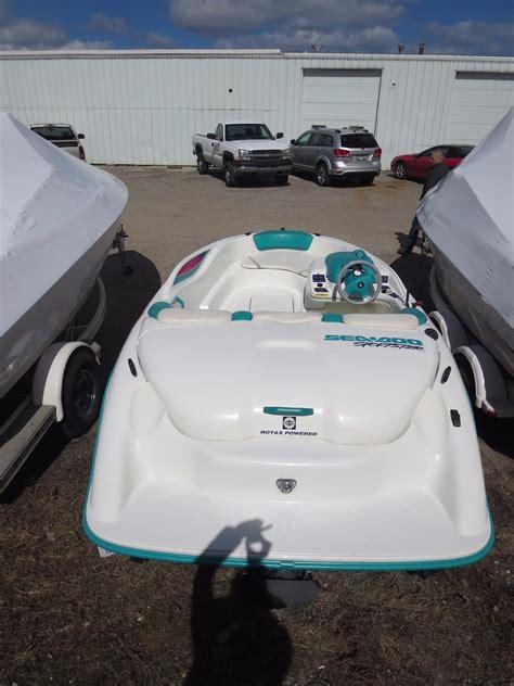 sea doo sportster jet boat for sale 1995 used sea doo sportster jet boat for sale 3 895