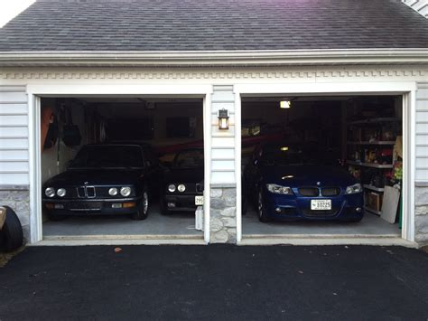 how big is a 3 car garage new euro 528i mye28 com