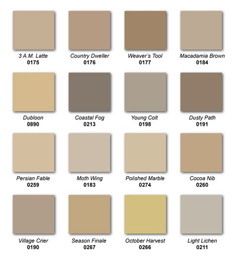 benjamin neutral colors friday finds top 15 hirshfield s paint colors