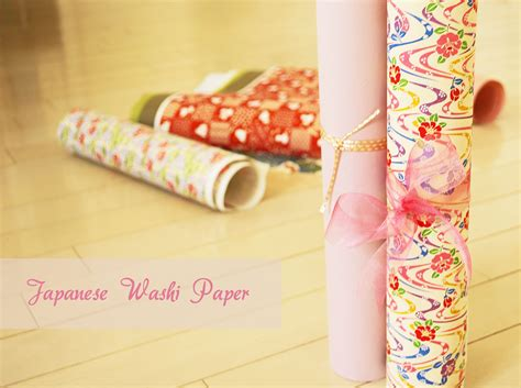 How To Make Washi Paper - japanese washi paper oh my omiyage