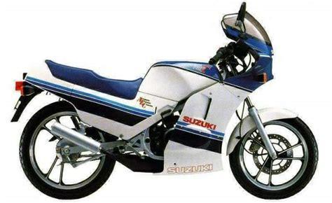 Suzuki Rg 125 Gamma Suzuki Rg125 Gamma