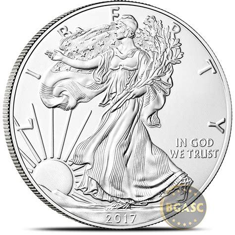 1 Oz Silver Eagle 2017 buy 2017 1 oz american silver eagle bullion coin 999